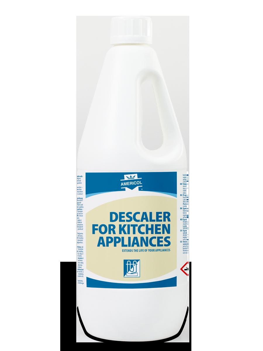 Descaler for Kitchen Appliances
