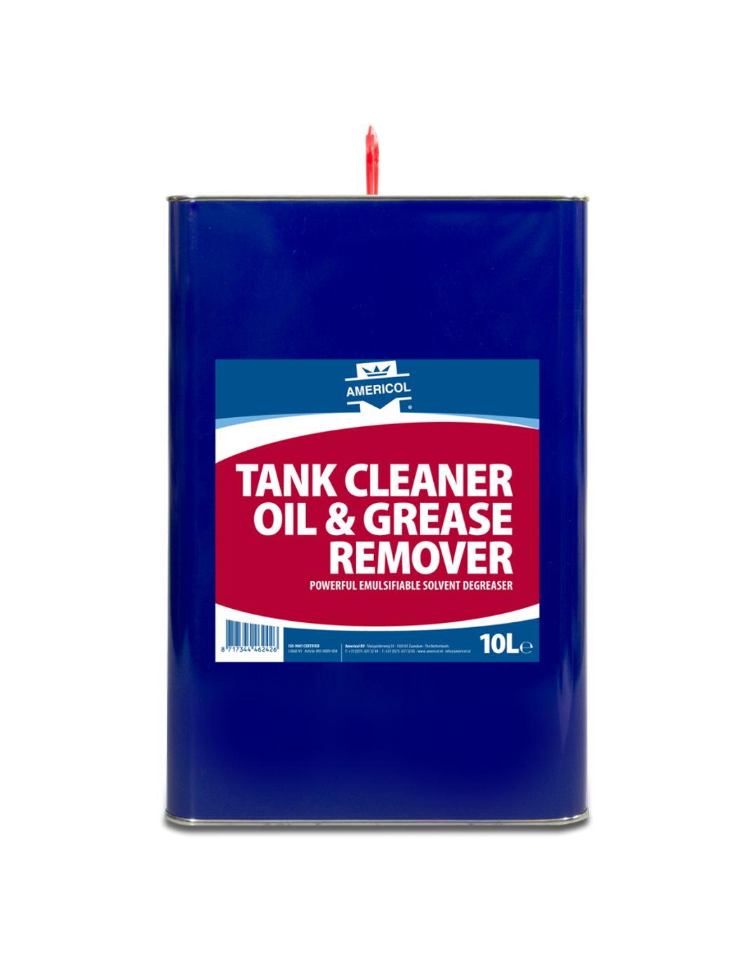 Tank Cleaner Oil Grease Remover 10L