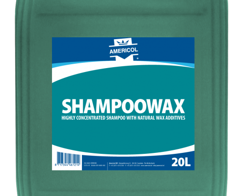Shampoowax 20L