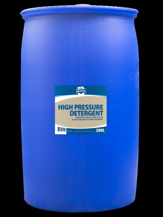 High Pressure Detergent 200 L